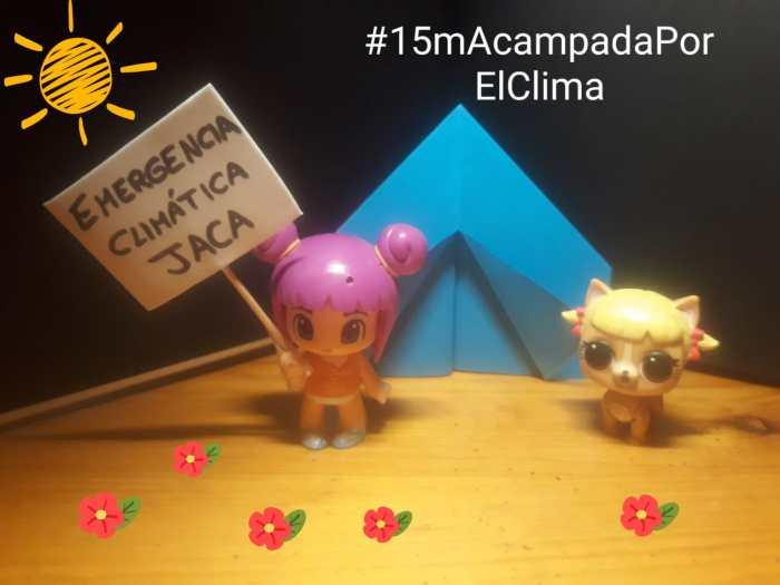 (FOTO: Grupo de Emergencia Climática de Jaca)