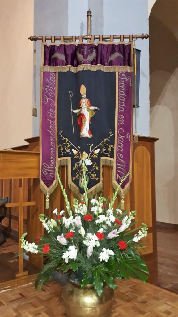 La Real Hermandad de San Blas fue fundada en 1772. (FOTO: Macu García-Casamayor)