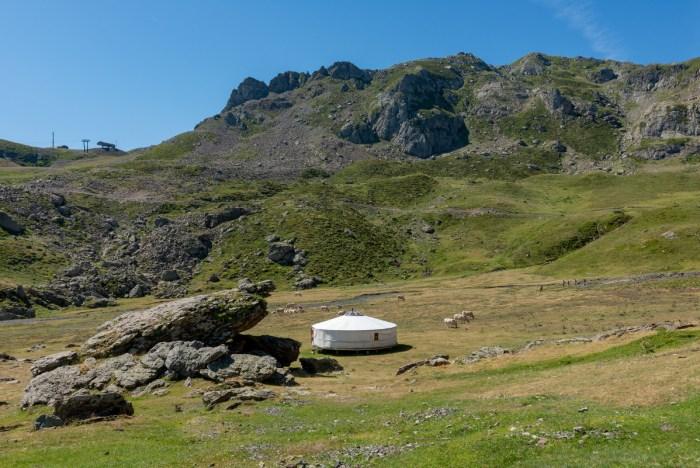 FORMIGAL. La Yurta. (FOTO: DPH)