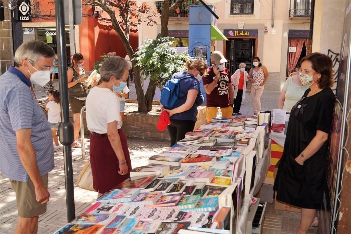 DÍA DEL LIBRO. Librería General. (FOTO: Rebeca Ruiz)
