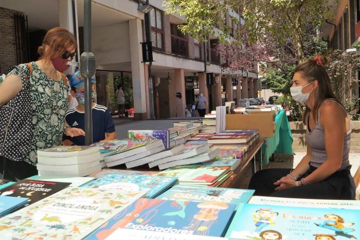 DÍA DEL LIBRO. Librería La Trastienda. (FOTO: Rebeca Ruiz)