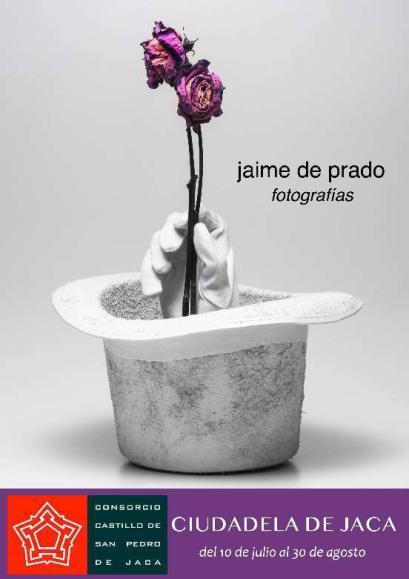 EXPOSICIÓN. Jaime de Prado, del 10 de julio al 30 de agosto enla Ciudadela.