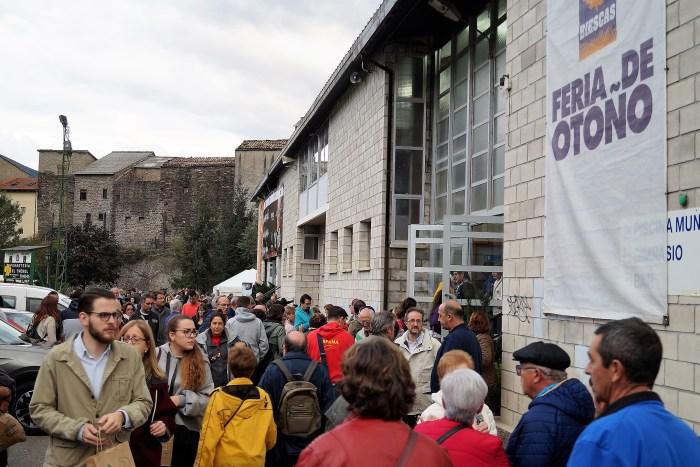FERIA. El año pasado, 10.000 visitantes pasaron por el certamen. (FOTO: Rebeca Ruiz)