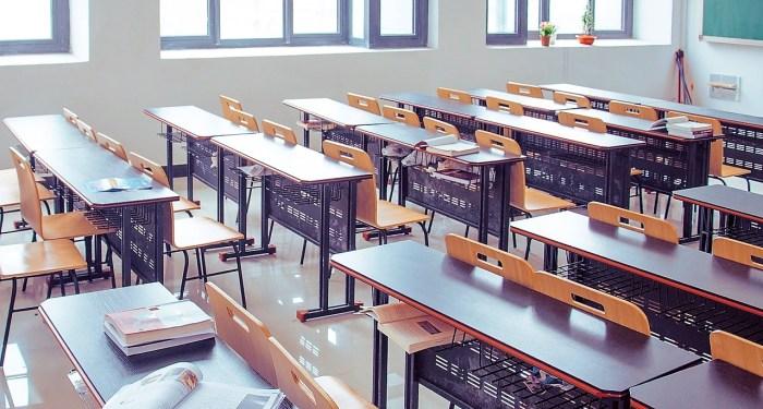 COLEGIO Y COVID. El PP de Sabiñánigo pide la convocatoria del Consejo Escolar Municipal.