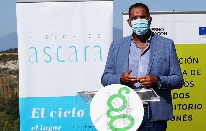 PRESENTACIÓN. Domingo Poveda, teniente de alcalde de Jaca. (FOTO: Rebeca Ruiz)