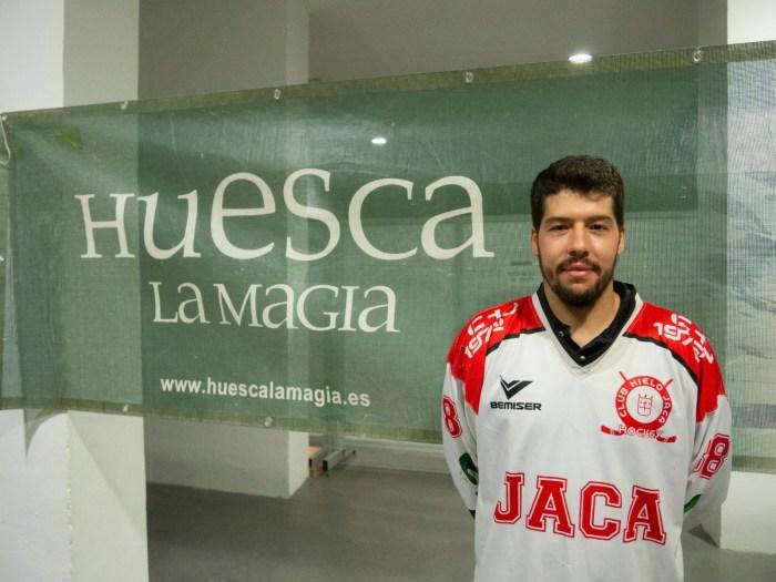 Alejandro Carbonell (FOTO: Club Hielo Jaca)