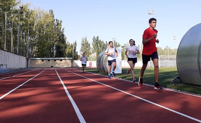 PRUEBAS DE ACCESO. Selección para el Programa de Tecnificación de Esquí de Fondo y Biathlon.