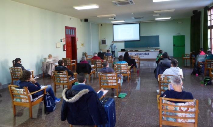 El curso sobre tiempo y clima ha cerrado la edición de los cursos extraordinarios de Unizar en Jaca.