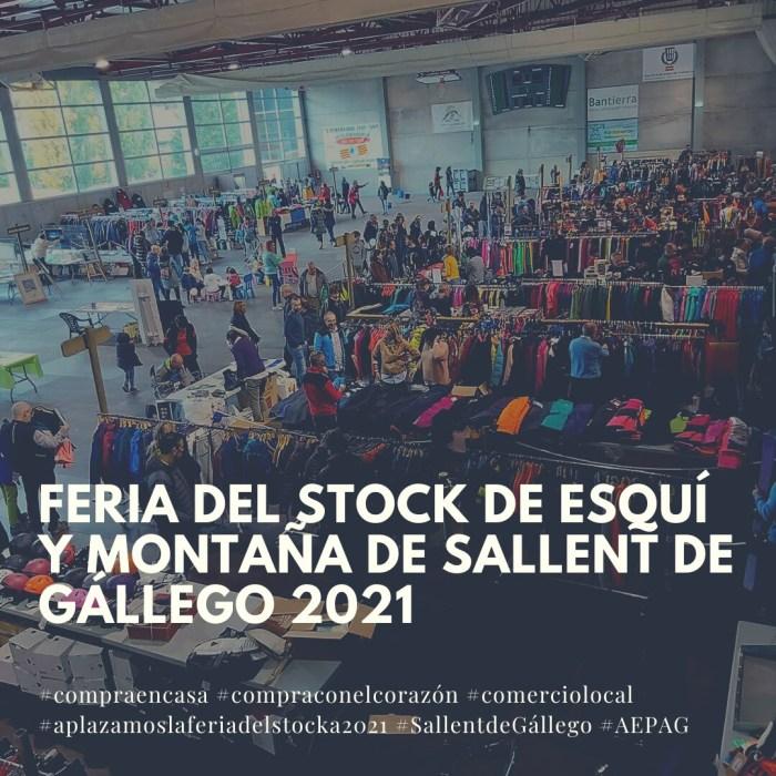 La Feria del Stock de Sallent se aplaza hasta 2021.