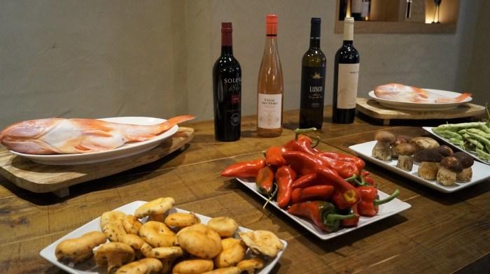 Productos de temporada y una selección especial de vinos para un otoño con las setas como denominador común. (FOTO: Rebeca Ruiz)