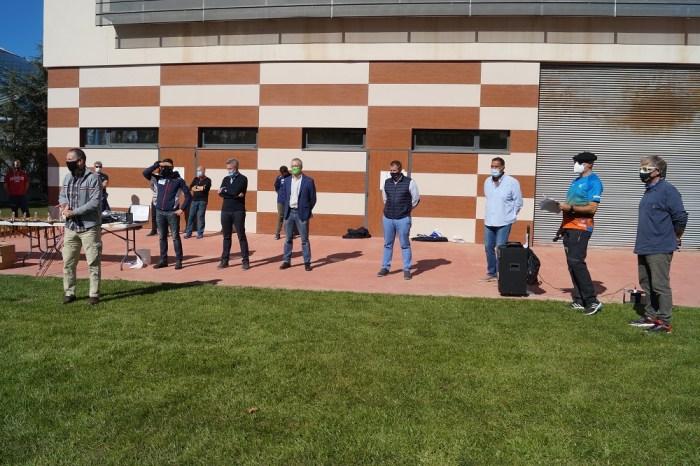 Campeonato Nacional de Rollerski-Trofeo Ciudad de Jaca. (FOTO: Rebeca Ruiz)