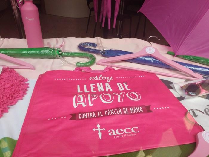 Octubre se volverá a teñir de rosa y verde para visibilizar el cáncer de mama. (FOTO: Rebeca Ruiz)