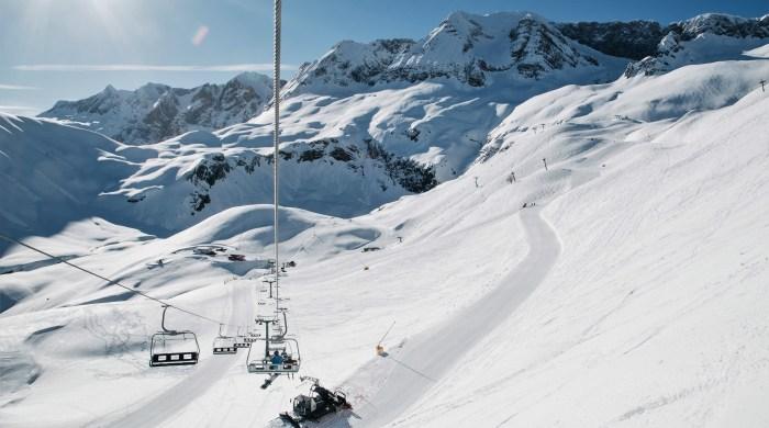 Ya está disponible la oferta del abono Ski Pirineos para los habitantes del Alto Gállego. Panticosa, en una imagen de archivo. (FOTO: Aramón)