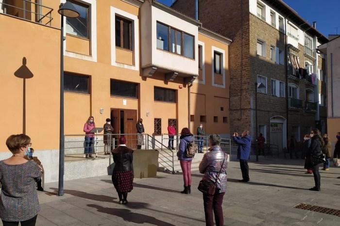 Día Internacional de la Eliminación de la Violencia Contra la Mujer en Sabiñánigo/Comarca Alto Gállego.