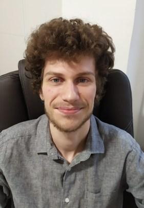 Javier Vaquerizo, autor de Versos Dispersos.
