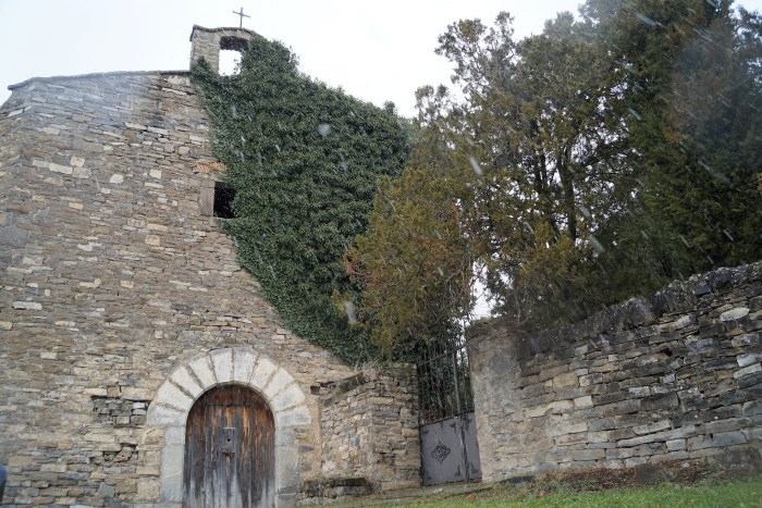 Ermita de La Esperanza de Villarreal. (FOTO: Rebeca Ruiz)