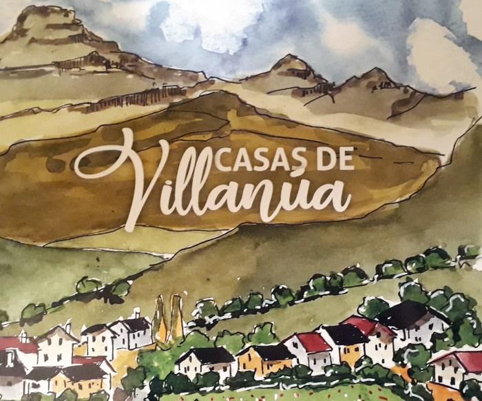 Portada de Casas de Villanúa.