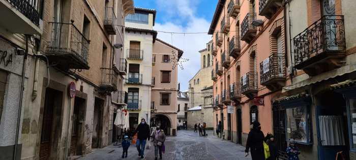 Jaca, entre los destinos de montaña más populares de España en la red. (FOTO: Rebeca Ruiz)