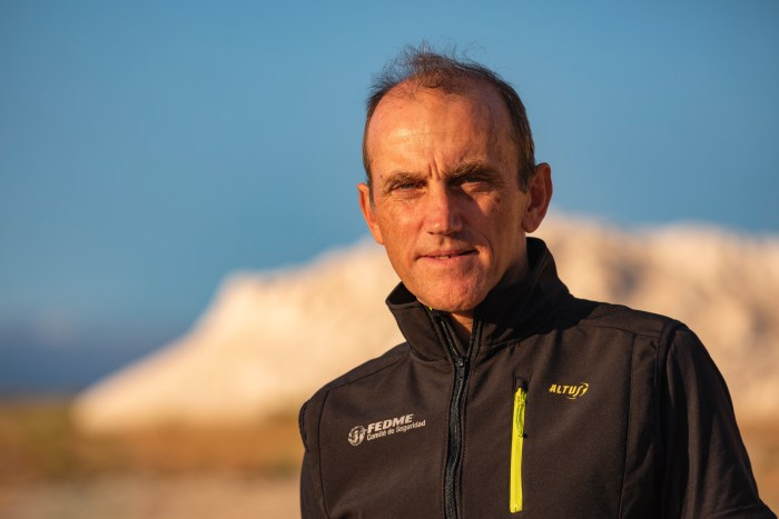 Alberto Ayora, nuevo presidente de la FEDME.