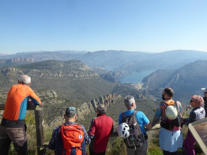 Mayencos reanuda sus actividades de montaña con la ascensión al Montpedró
