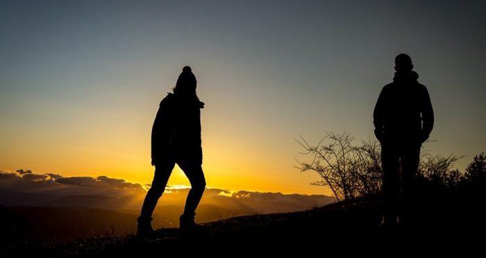 El Mirador del Pirineo: las mejores puestas de sol de los Valles Occidentales. (FOTO: David Ruiz de Gopegui)