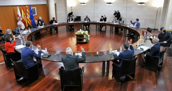 La DPH aprueba por unanimidad una importante inyección económica para el sector del turismo. (FOTO: DPH)