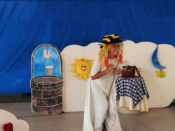 Ta3 Teatro, protagonista del Día del Libro en Santa Cruz de la Serós y Ansó