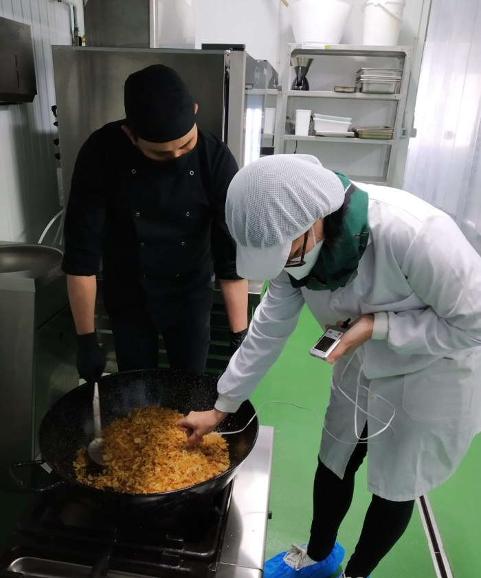 Gastronómiko comercializará migas y lechal de El Privilegio de Tena desde los viveros de Adecuara