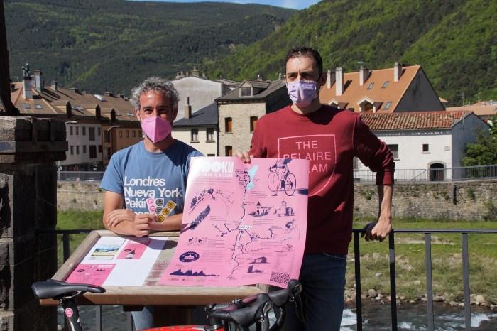 Los 100K de Biescas: el desafío ciclista se consolida… Y vuelve con premio. (FOTO: Rebeca Ruiz)