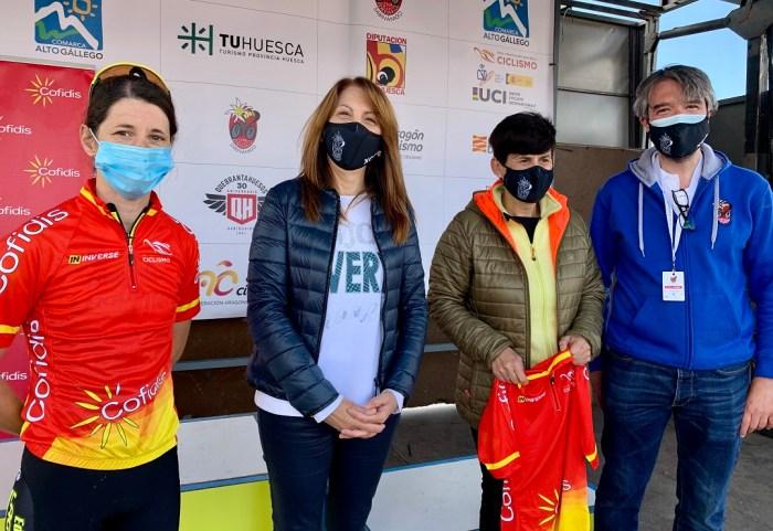 Ismael Esteban y Meritxell Figueras se imponen en el Open de España de XCO de Sabiñánigo