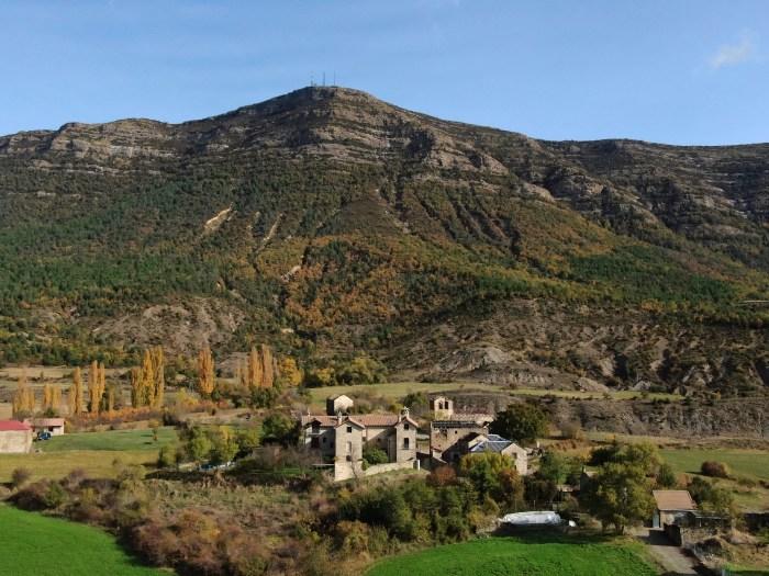 Rutas en coche para descubrir Sabiñánigo y no dejarte (casi) nada en el tintero (parte I). San Román.