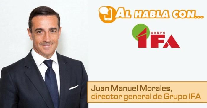 Juan Manuel Morales, director general del Grupo IFA, nuevo presidente de EuroCommerce