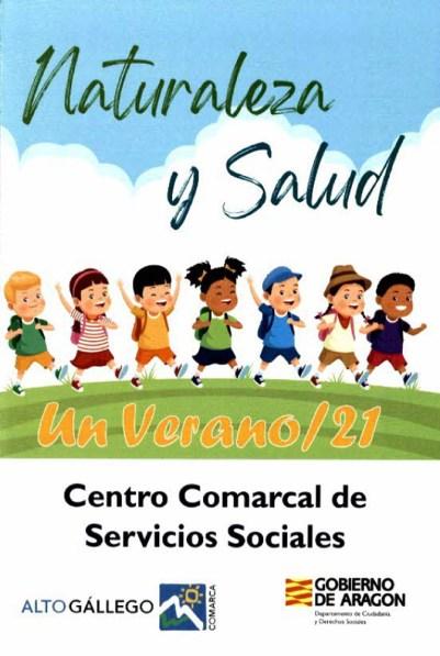 El programa de animación sociocomunitaria de verano del Alto Gállego llega este año a 11 pueblos.