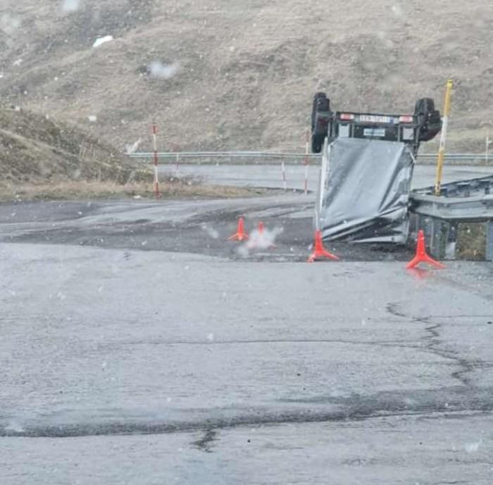 El estado lamentable de la Dirección de Carreteras del Gobierno de Aragón. Por Jesús Gericó. (FOTO: J.G.)