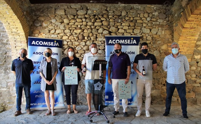 2.000 euros en premios directos en la tómbola de Acomseja, una campaña inspirada en Willy Wonka. (FOTO: Rebeca Ruiz)