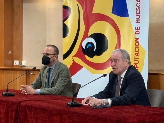Más de 135.000 € para mejoras en cuatro colegios en Canfranc, Jaca, Sabiñánigo y Villanúa. (FOTO: DPH)
