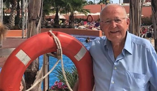 Fallece el médico jacetano Eduardo del Pueyo
