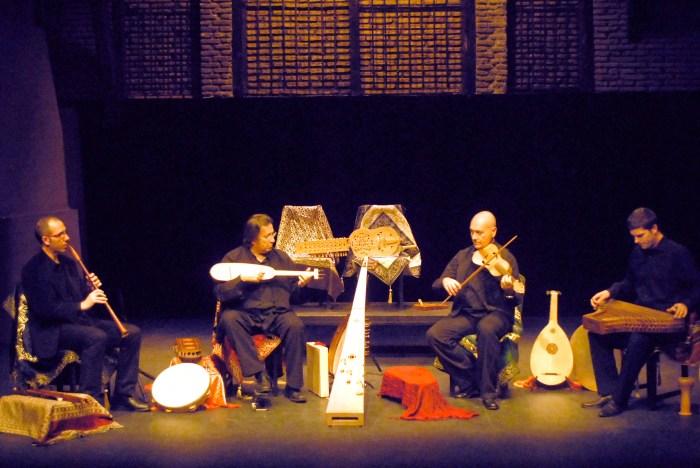 El FICS continúa con el Cuarteto de Urueña (en la imagen) en Canfranc, tras el paso de Tiburtina por Siresa. (FOTO: FICS)