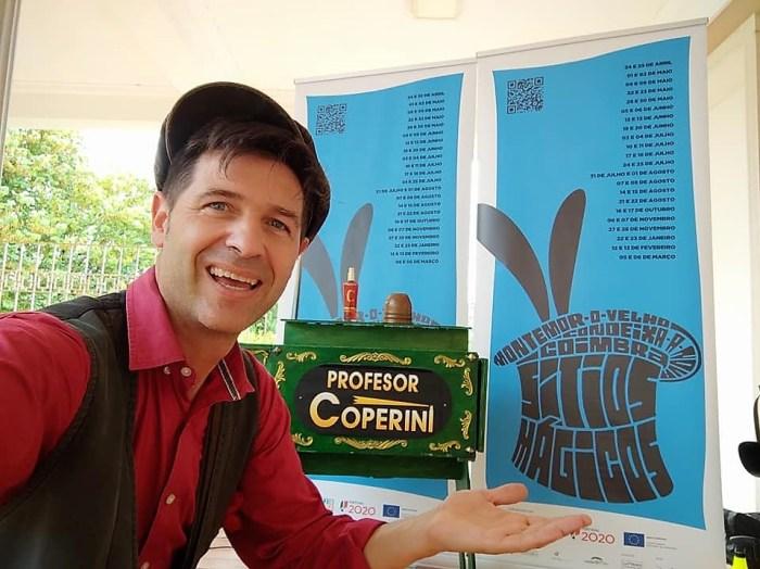 La Canal de Berdún acoge el XX Festival de Teatro de Calle Camino de Santiago. Civi Civiac (en la imagen, de archivo) abre la programación en Santa Cruz de la Serós. (FOTO: Civi Civiac)