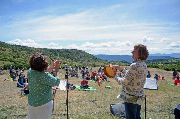 El SoNna Huesca lleva el folk de Biella Nuei a sus orígenes