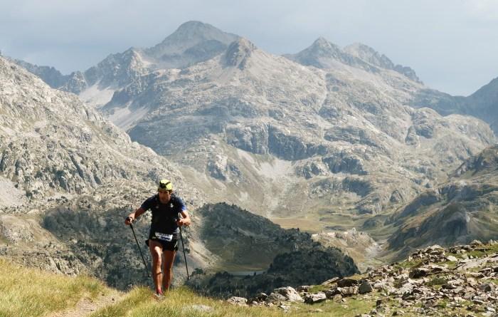 Alrededor de 1.000 corredores participan este fin de semana en el Trail Valle de Tena en Panticosa (imagen de archivo).