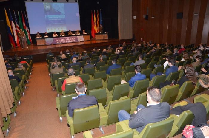 Curso Internacional de Defensa. Inauguración.