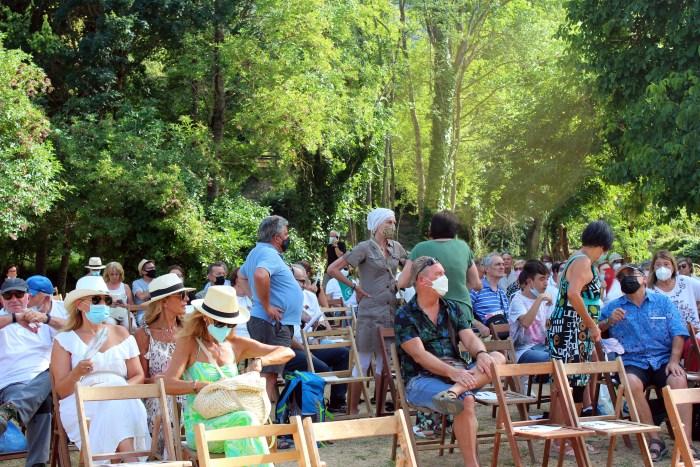 El XXX Festival Internacional en el Camino de Santiago se despide con más de 10.000 espectadores