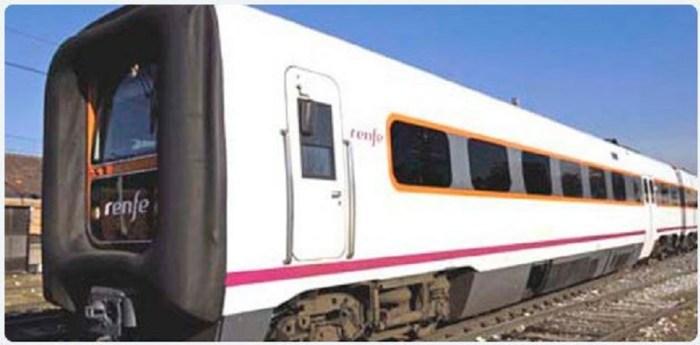 Renfe pone en servicio los nuevos trenes de la línea Zaragoza-Canfranc. (FOTO: Renfe)