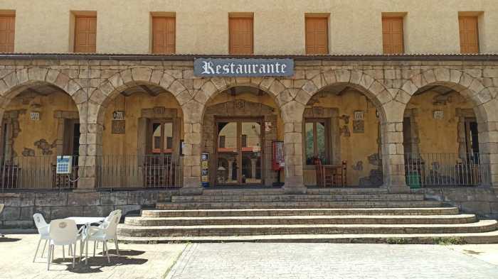 Restaurante Pirenarium, los fogones de la QH y la BMW