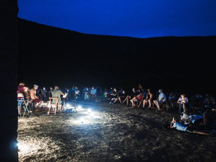 Positivo balance del programa cultural de verano del Alto Gállego, que ha llegado a 20 pueblos