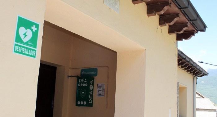 Desfibriladores para Laguarta, Isún de Basa, Orna de Gállego, Escarrilla y Orós Alto