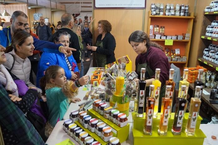 Última edición de la Feria de Otoño de Biescas. (FOTO: Rebeca Ruiz)