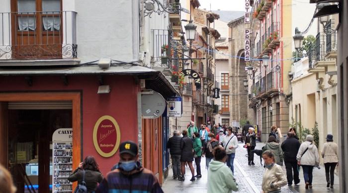 El PP de Jaca insiste en rebajar los impuestos y tasas municipales en 2022. (FOTO: Rebeca Ruiz)