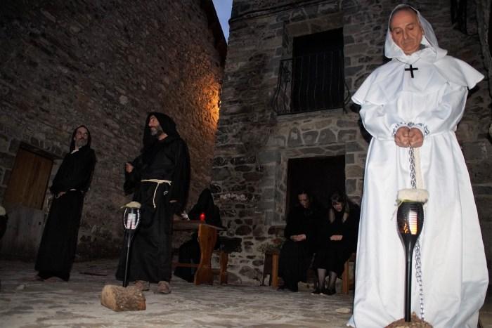 Piedrafita de Jaca reivindica su historia con un centro dedicado a las brujas del Alto Gállego. (FOTO: Rebeca Ruiz)